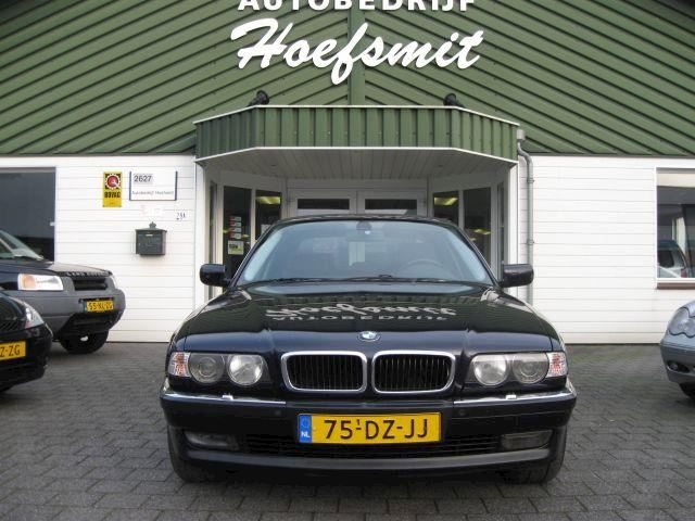 BMW 7-serie 735iL Executive High-Line  (youngtimer)