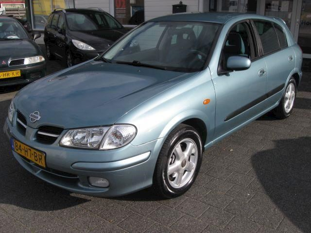 Nissan Almera 1.5 Luxury