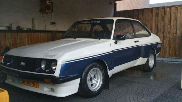 Ford Escort 2.0 RS 2000 X-PACK