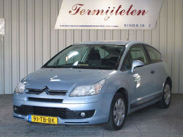 Citroen C4 Coupé 1.6-16V VTR
