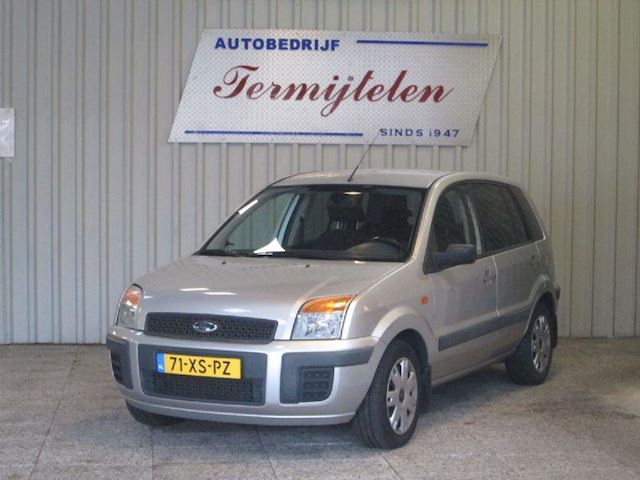 Ford Fusion 1.6-16V Trend