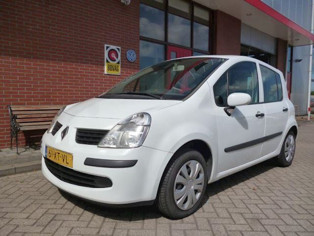 Renault Modus occasion - Wester Wognum B.V.