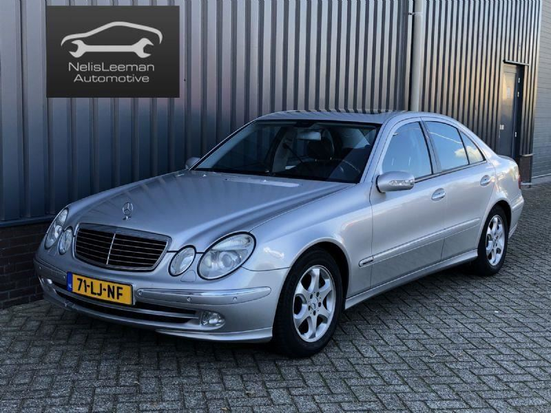 Mercedes-Benz E-klasse occasion - Nelis Leeman Automotive