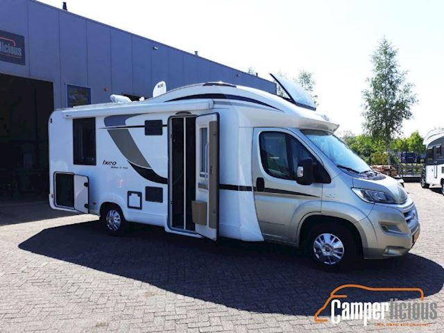 Burstner IXEO Time 745 occasion - Camperlicious