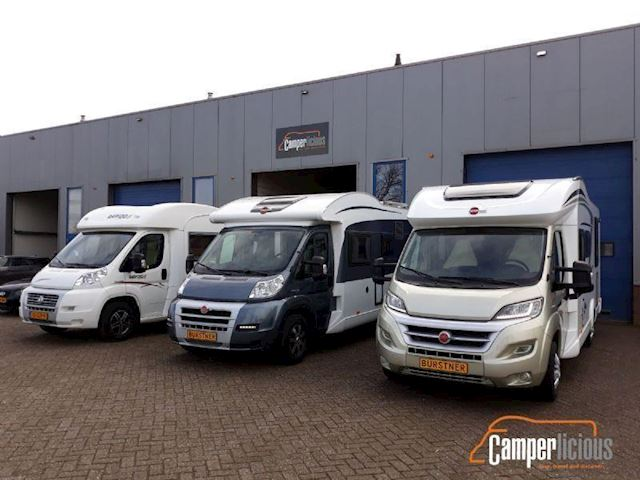 Onbekend  occasion - Camperlicious