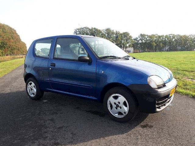 Fiat Seicento 1.1 S MET RUIME A.P.K.