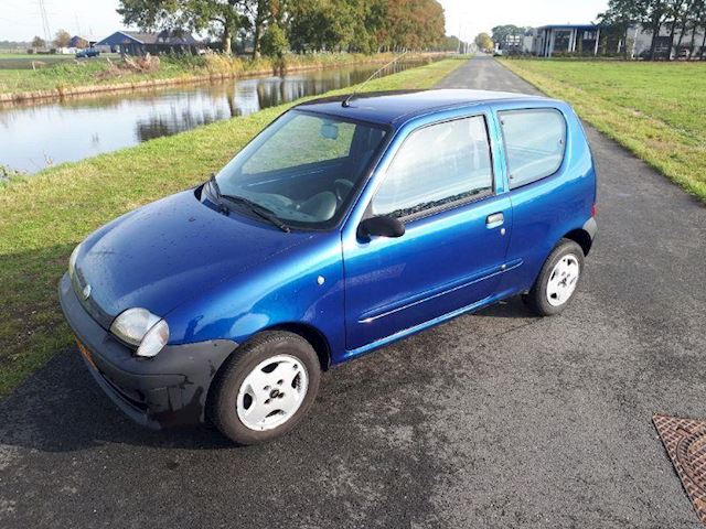Fiat Seicento 1.1 S MET RUIME A.P.K. !!