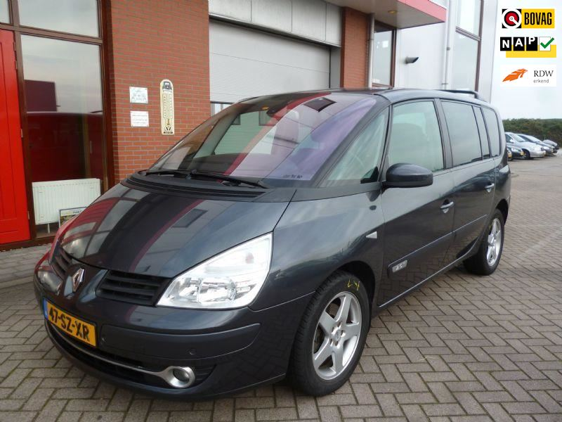 Renault Espace occasion - Wester Wognum B.V.