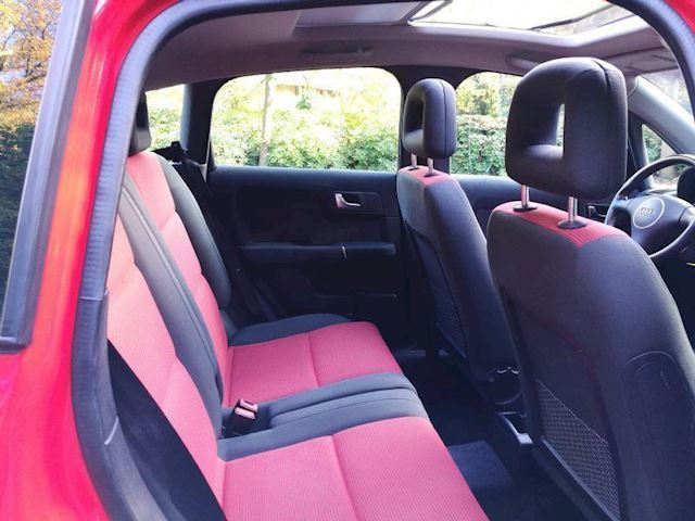 Audi A2 1.4 Pro Line Colourstorm 64.507 km!