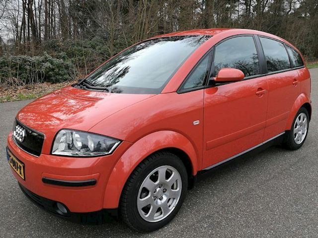 Audi A2 1.4 Unicum 20.898 km Concoursstaat