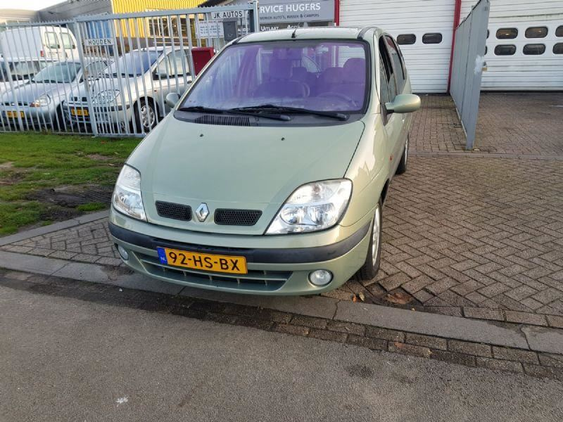 Renault Scenic occasion - JK Auto's Geldrop
