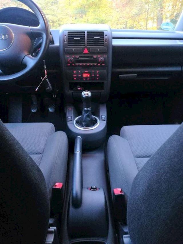 Audi A2 1.4 Pro Line 70.632 km APK