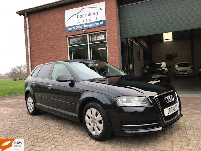 Audi A3 1.6 TDI Sportback Attraction Business Edition VERKOCHT