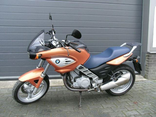 BMW All-Road F 650 CS Scarver 2880KM