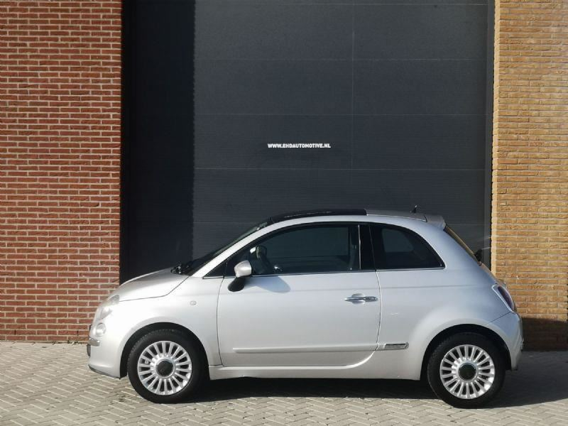 Fiat 500 occasion - EHD Automotive