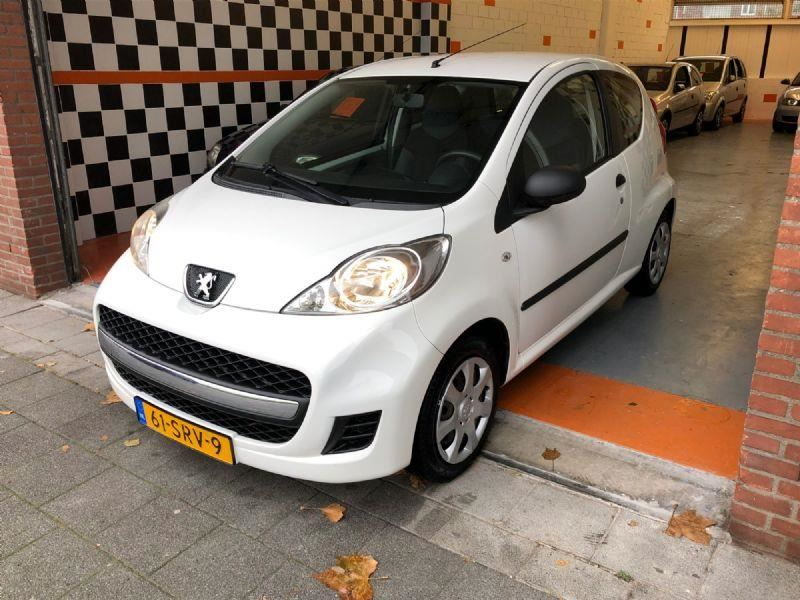 Peugeot 107 occasion - AcerCars