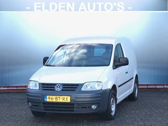 Volkswagen Caddy occasion - Eldenauto's