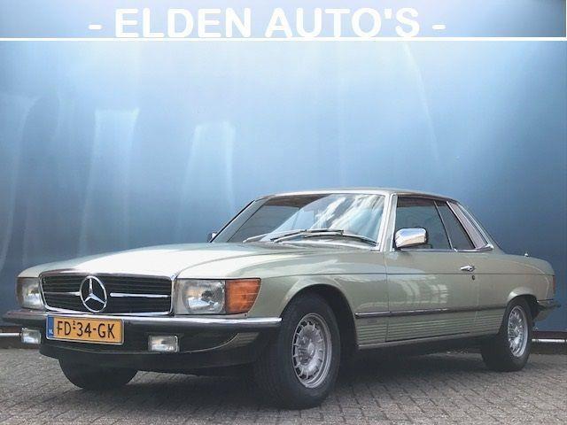 Mercedes-Benz SL-klasse occasion - Eldenauto's