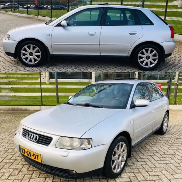 Audi A3 occasion - Hogeland Occasions