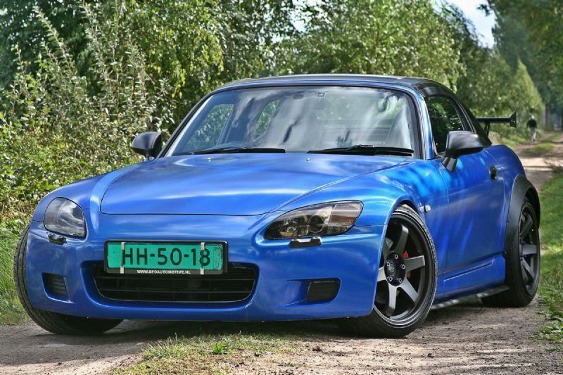 Honda S2000 occasion - BPO Automotive