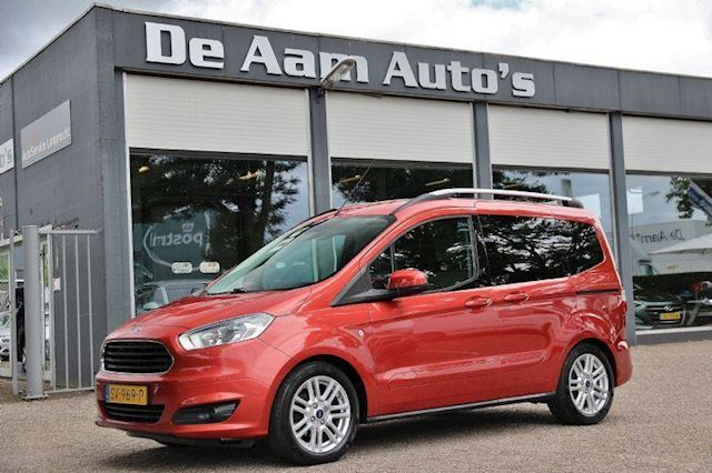 Ford Transit Tourneo Courier 1.0 Titanium Navi Camera Cruise