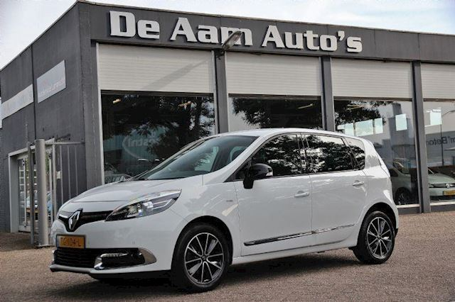 Renault Scénic 1.2 Tce Bose Navi Cruise