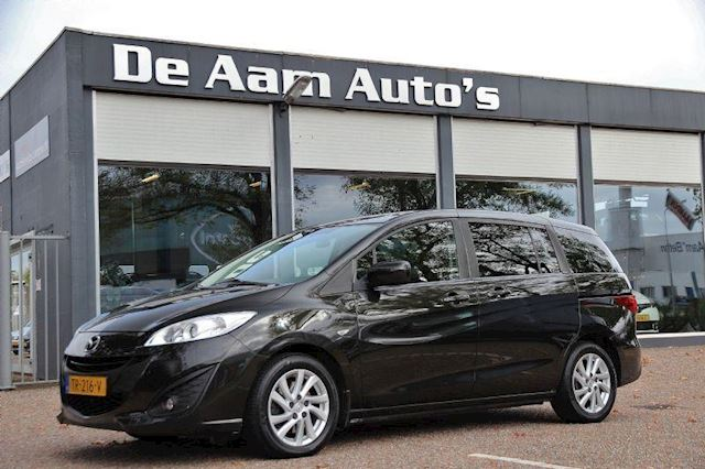 Mazda 5 2.0 Cruise 7persoons