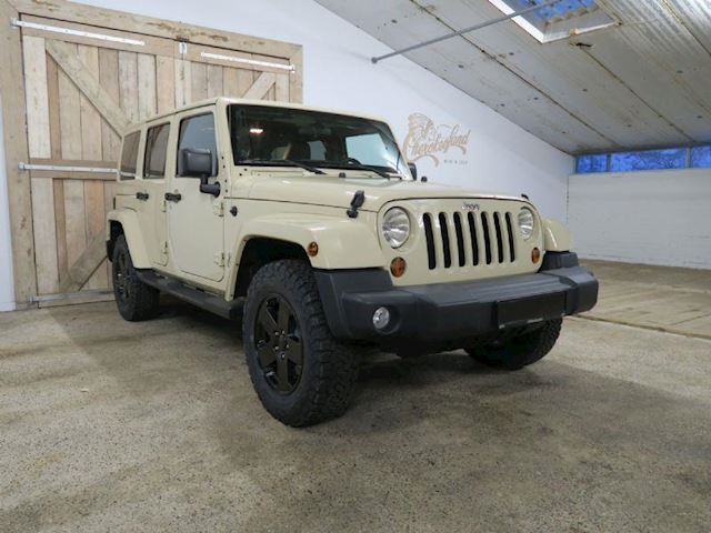 Jeep Wrangler Unlimited occasion - CherokeeLand.nl