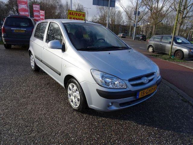 Hyundai Getz 1.4 active version cool 1eigenaar
