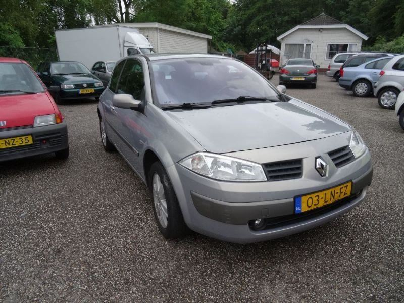 Renault Megane occasion - Autobedrijf Erasmus