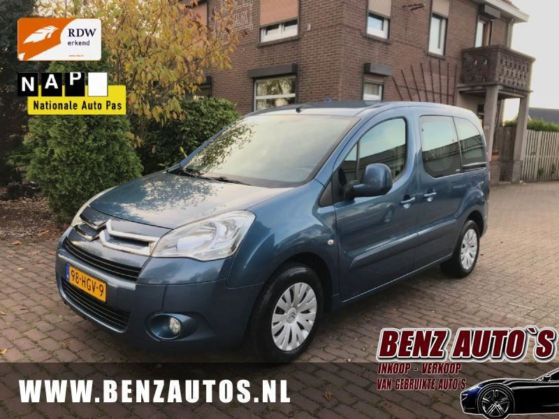 Citroen Berlingo occasion - BENZ Auto's