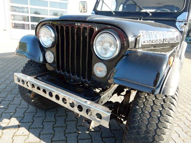 Jeep CJ-7 occasion - HD USA CARS