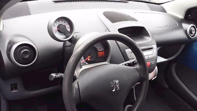 Peugeot 107 1.0-12V XS/Airco/Elektra Pakket/Nw Apk/Garantie.