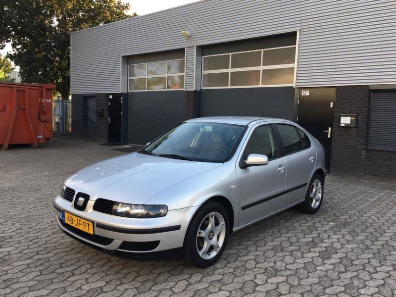 Seat Leon occasion - City Cars Breda
