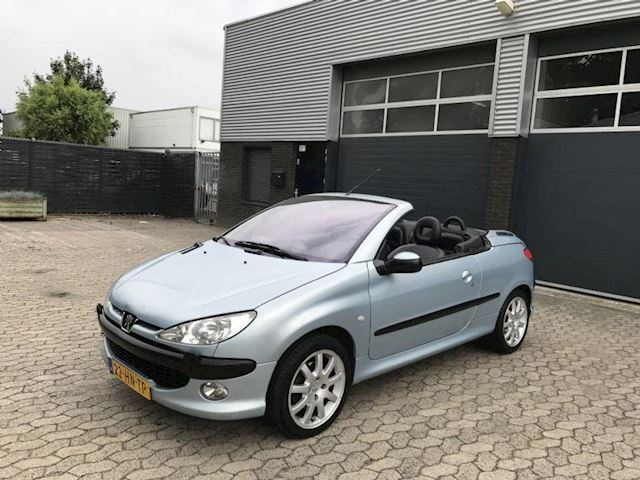 Peugeot 206 occasion - City Cars Breda