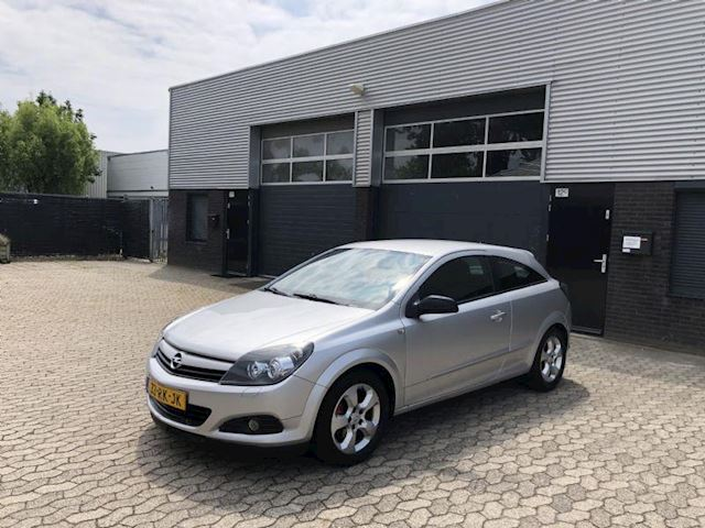 Opel Astra occasion - City Cars Breda