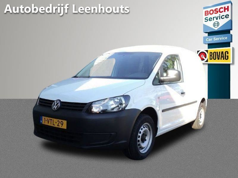 Volkswagen Caddy occasion - Autobedrijf Wil Leenhouts V.O.F.