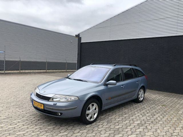 Renault Laguna grand tour occasion - City Cars Breda