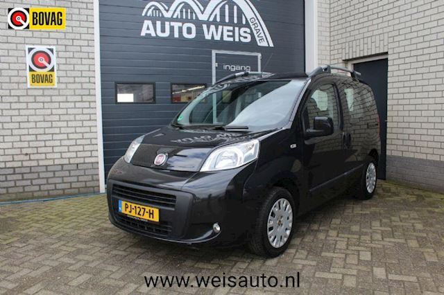Fiat Qubo 1.4 Trekking Limited Edition