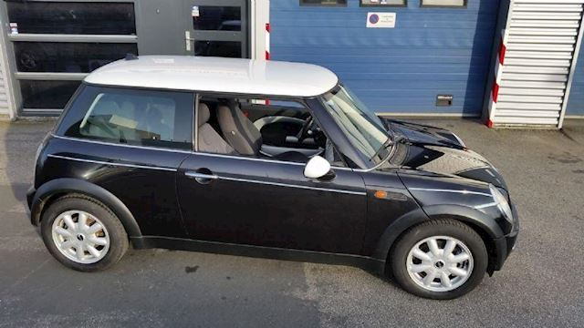 Mini Cooper 1.6 Cooper/Airco/Elek/pakket/Vol opties/Navigatie!