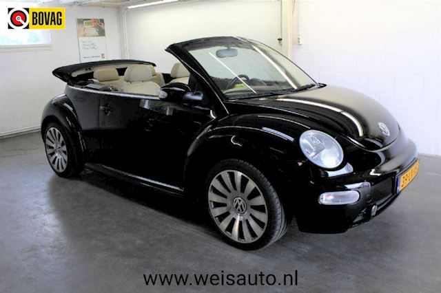 Volkswagen New Beetle Cabriolet 1.6 Highline NED GELEVERD