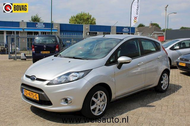 Ford Fiesta occasion - Auto Weis