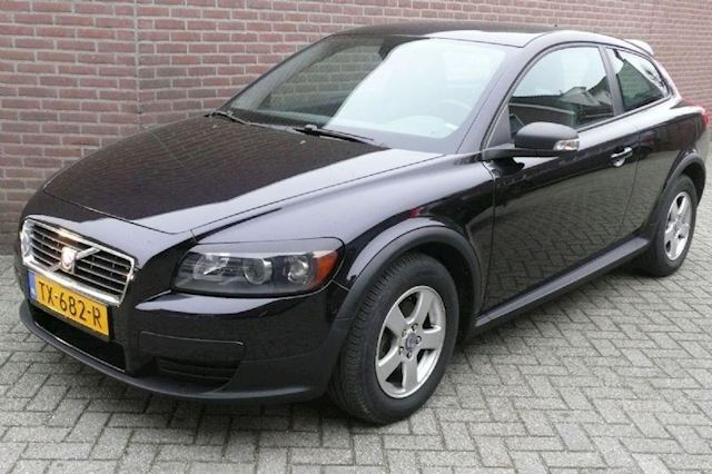 Volvo C30 1.8 Kinetic Zwart Metalic