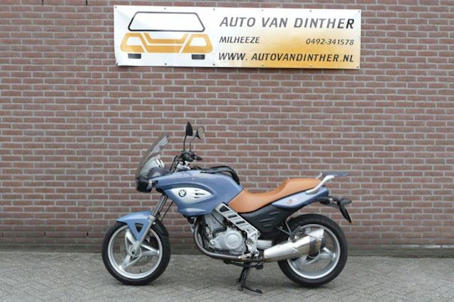 BMW All-Road F 650 CS Scarver
