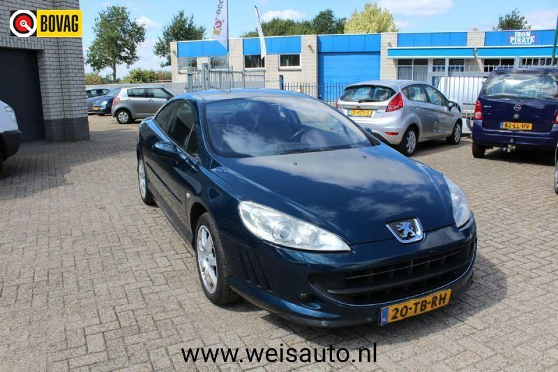 Peugeot 407 occasion - Auto Weis