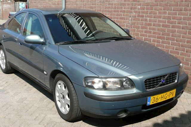 Volvo S60 2.4 Edition Trekhaak Afn. LM 16