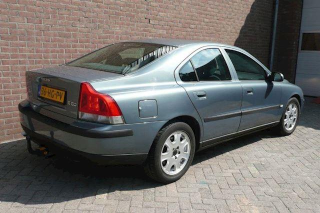 Volvo S60 2.4 Edition Trekhaak Afn. LM 16