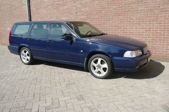 Volvo V70 2.4 Europa Exclusive Yongtimer