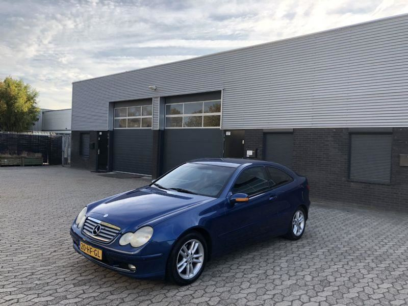 Mercedes-Benz C-klasse occasion - City Cars Breda