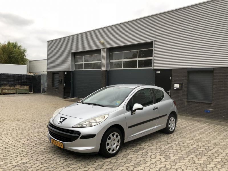 Peugeot 207 occasion - City Cars Breda